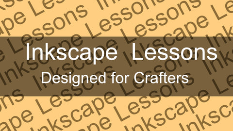 Inscape Lessons Designed for Crafters
