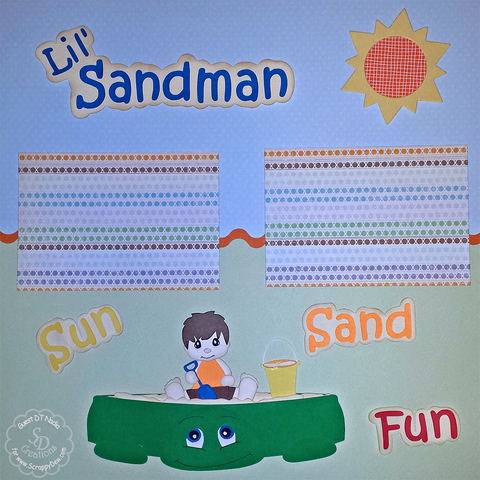 Sandbox Boy or Girl