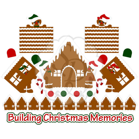 Building Christmas Memories