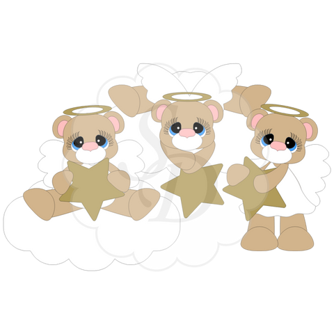 Angel Bears