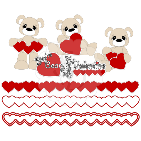 Beary Sweet Valentine