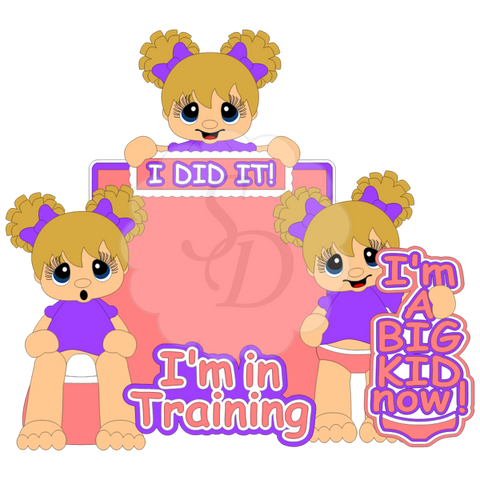 Potty Training Girl
