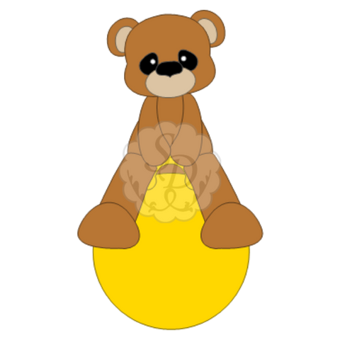 Bouncy Ball Bear