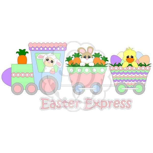 Easter Express Train