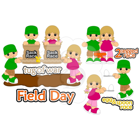 Field Day Kids
