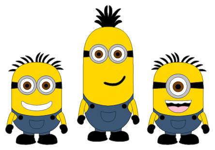 Minions - Personal Use Only