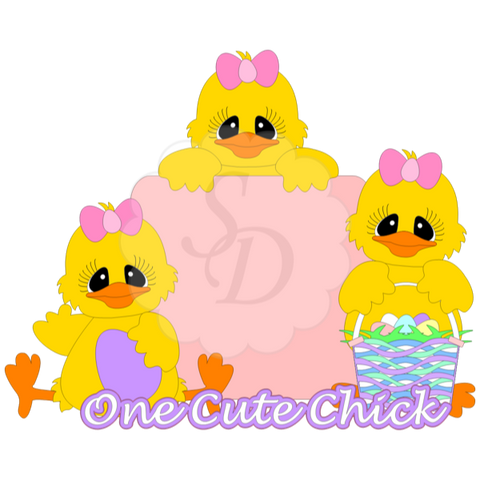 One Cute Chick