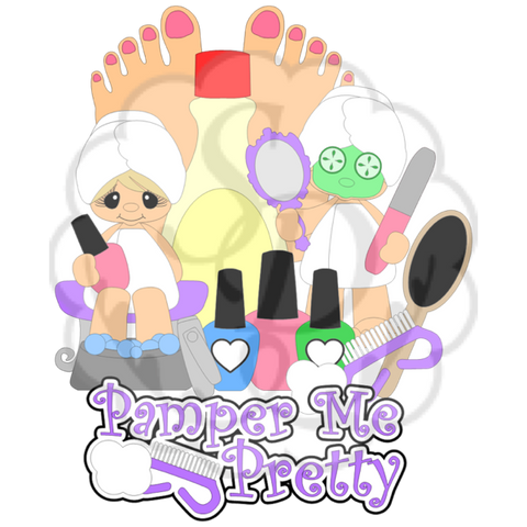 Pamper Me Pretty