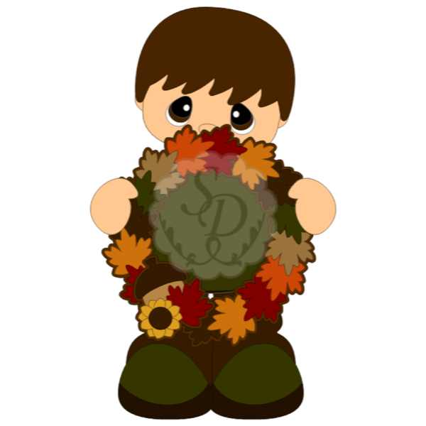 Wreath Boy