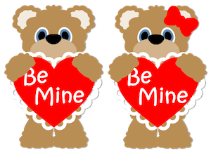 Be Mine Bears
