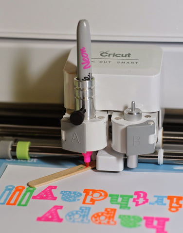 Cricut Explore™ Marker Holder by Chomas Creations