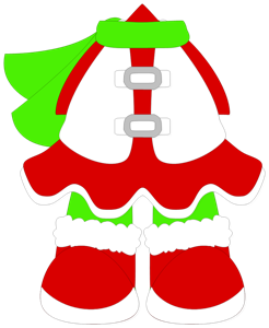 Scrap Factory - Christmas Cuties Expansion Pack
