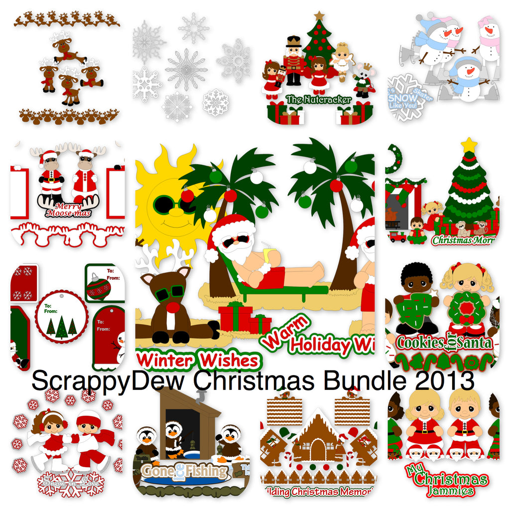Christmas Bundle Pack 2
