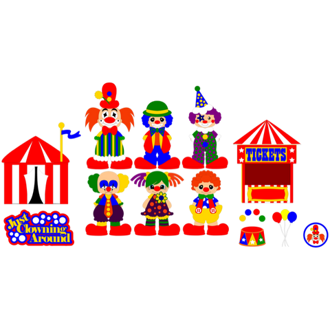 Scrap Factory - Clowns Expansion Pack