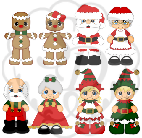 North Pole - Clip Art