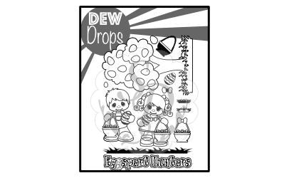 Dew Drop Stamp Collection
