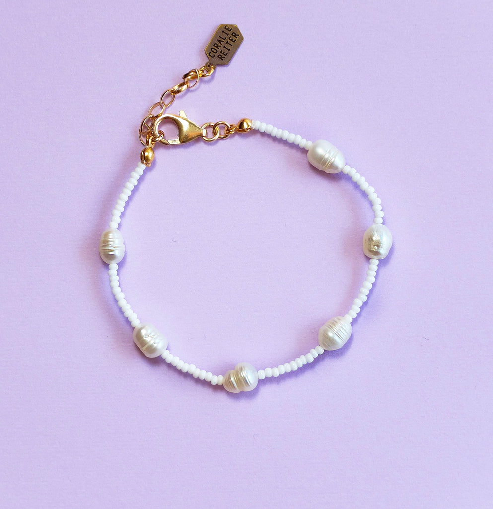 Pearl Party Bracelet