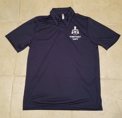 Embroidered Golf Polo