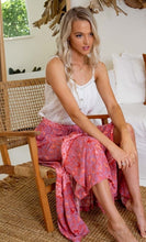 Load image into Gallery viewer, SEA SPIRIT MAXI SKIRT - Pink