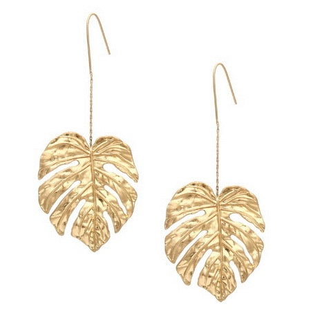 KURIAN EARRINGS - Gold