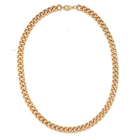 EMILY CHAIN NECKLACE - Gold