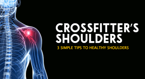 3 Simple Tips for Healthy Shoulders