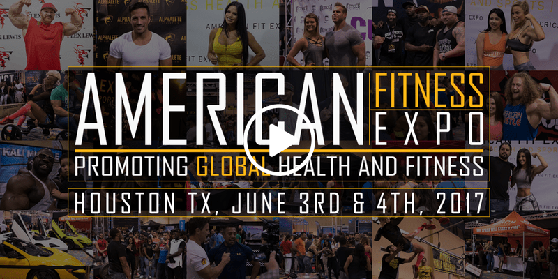Texas Bound - The 2017 American Fitness Expo