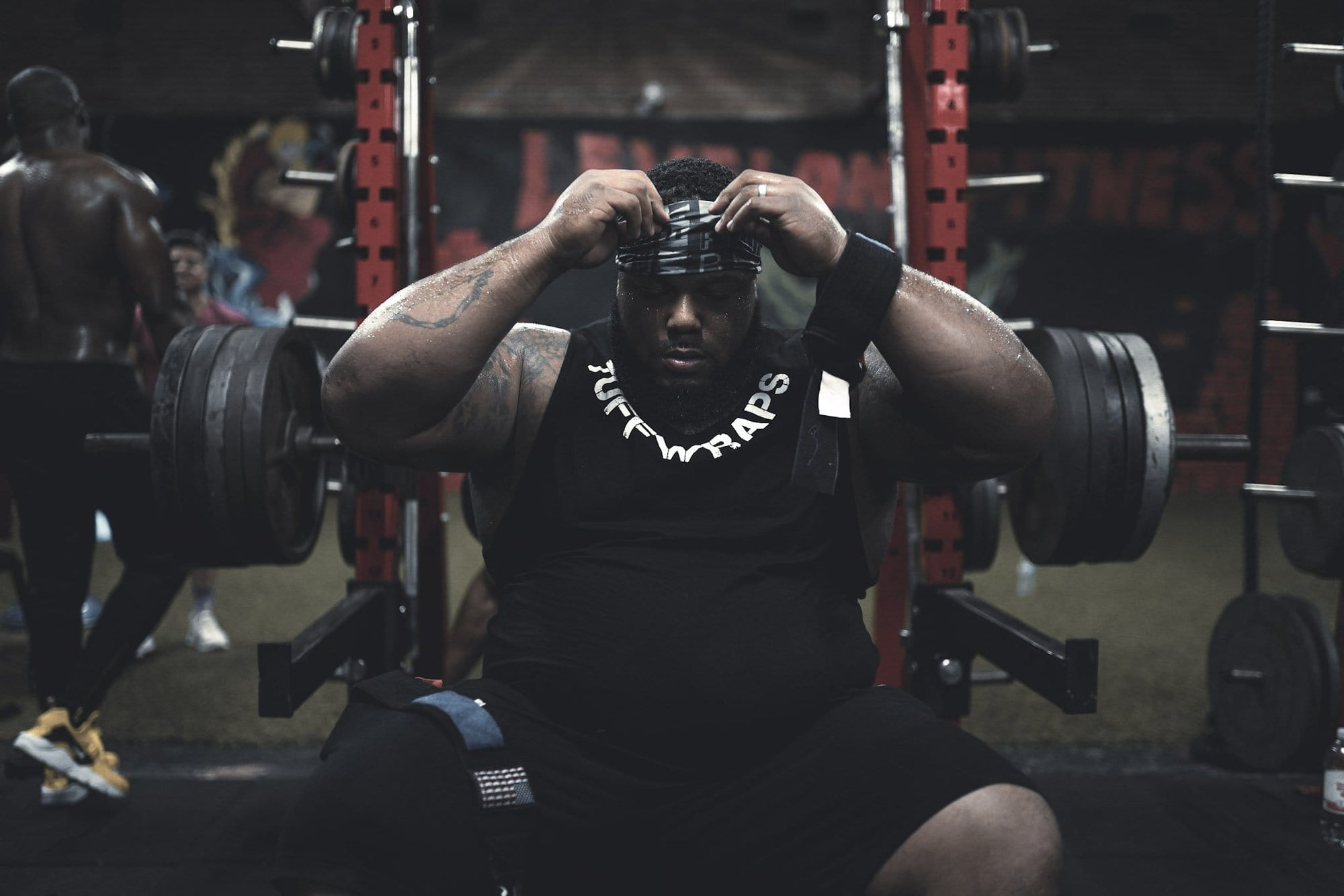 Julius Maddox Does The Impossible, 700 lb Bench Press for 3 Reps!