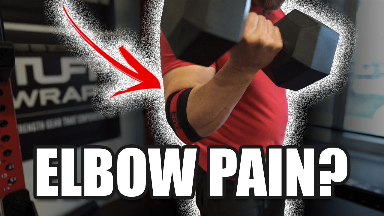TUFF Compression Cuff  Support Tutorial | No More Elbow Pain