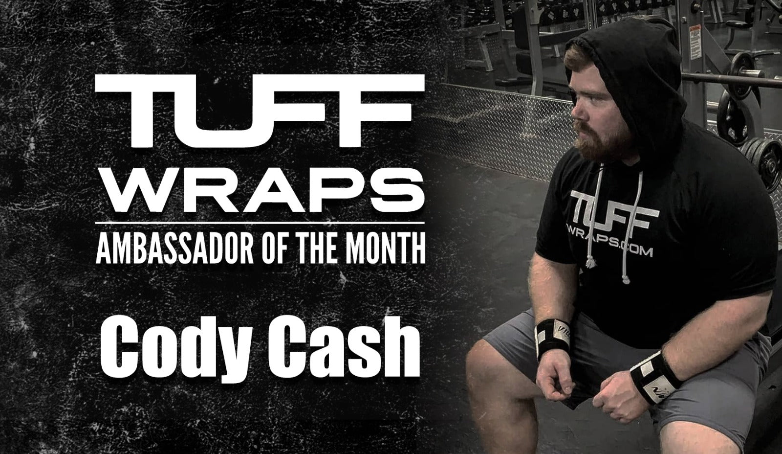 TuffWraps April 2020 Ambassador of the Month  - Cody Cash
