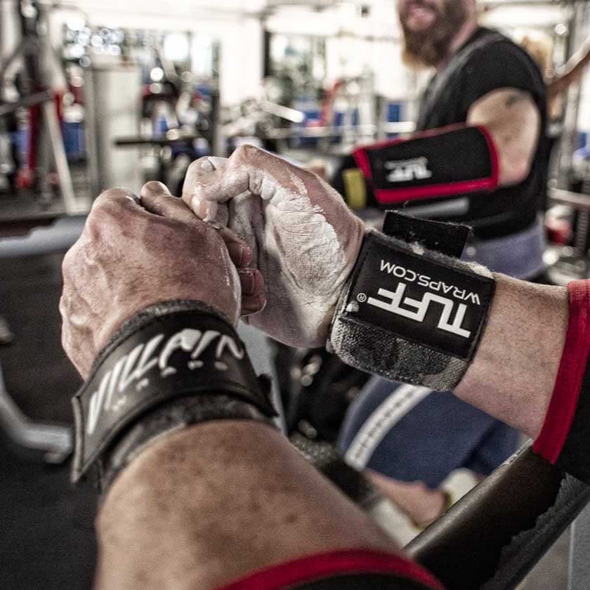 4036a22b61f TuffWraps® - Wrist Wraps Used For CrossFit