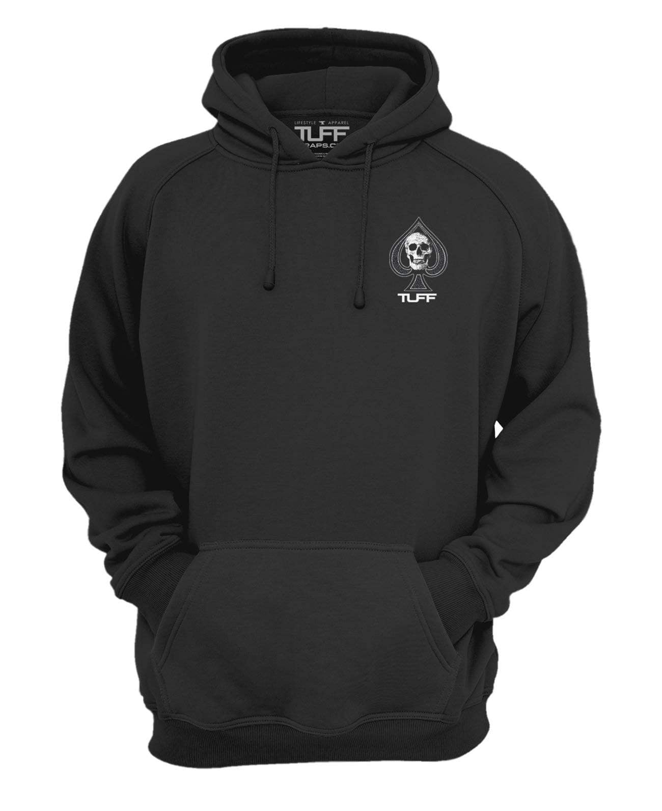 Aces of TUFF Hooded Sweatshirt TuffWraps.com