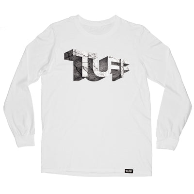 Men's Long Sleeve T-Shirt - TUFF Concrete Long Sleeve Tee