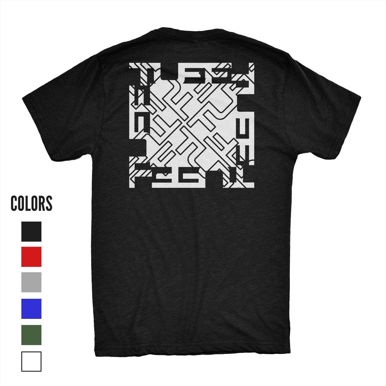 TUFF Crossword Tee TuffWraps.com