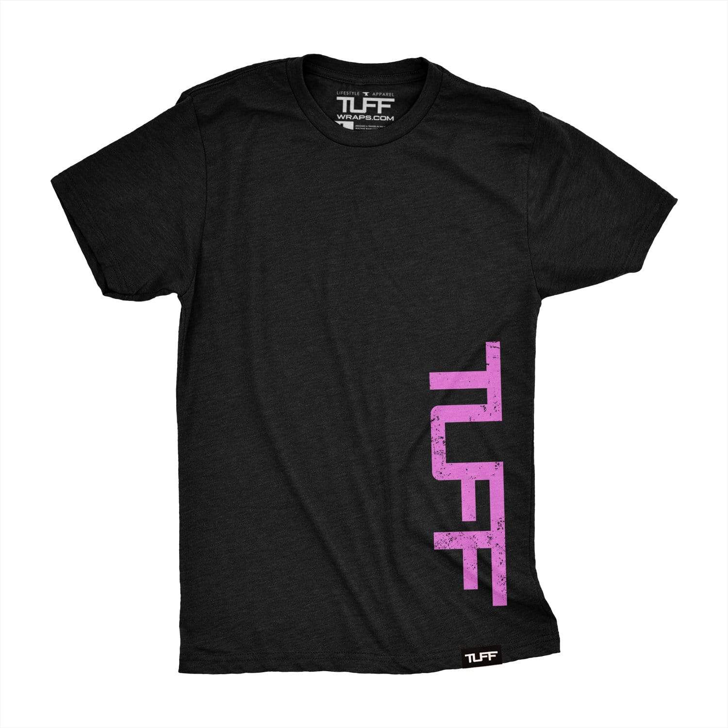 TUFF Side Pink Edition Tee
