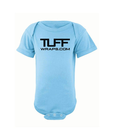 TuffWraps.com Infant Onesie NB / Light Blue TuffWraps.com