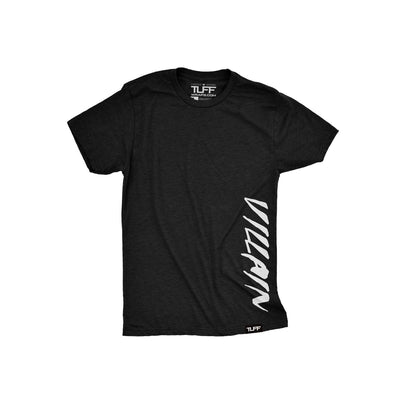 Villain Side Youth Tee XS / Black TuffWraps.com