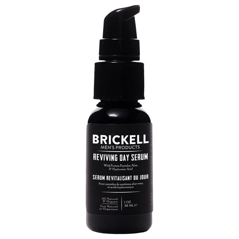 Brickell Men's Products Reviving Day Serum | Apothecarie New York
