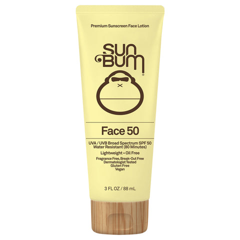 Sun Bum SPF 50 Clear Face Lotion | Apothecarie New York