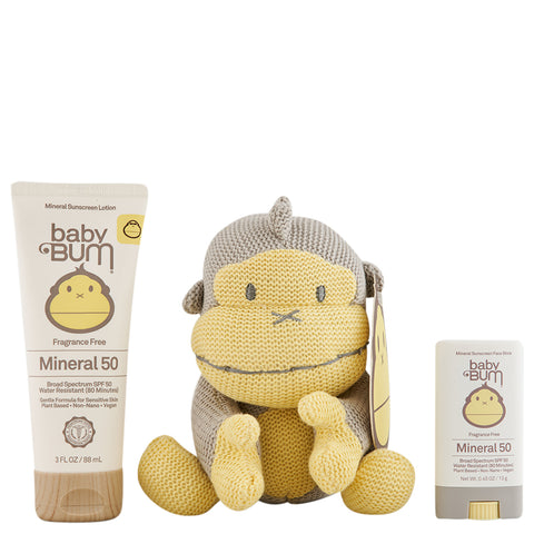 Sun Bum Baby Bum Duke's Sunscreen Gift Set | Apothecarie New York