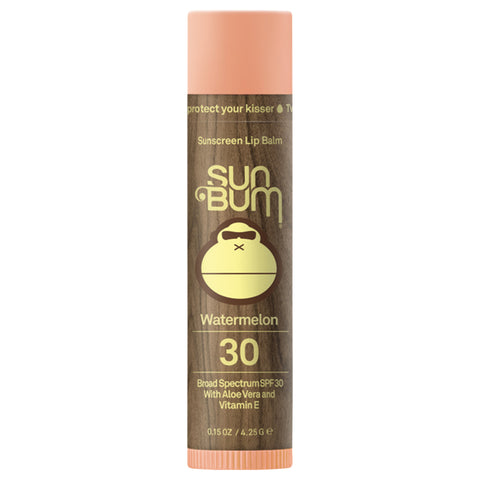 Sun Bum SPF 30 Lip Balm Watermelon | Apothecarie New York
