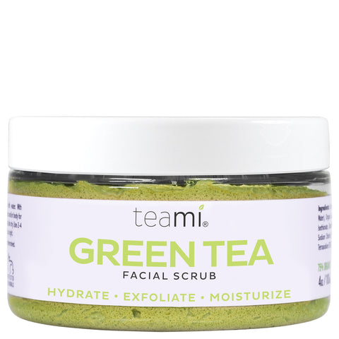 Teami Blends Green Tea Facial Scrub | Apothecarie New York