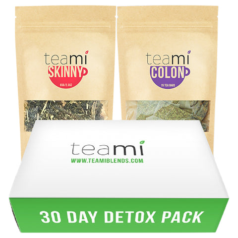 Teami Blends 30 Day Detox Pack | Apothecarie New York