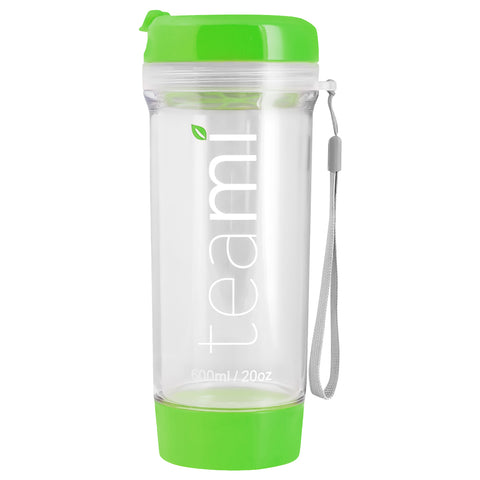 Teami Blends Teami Tumbler Green | Apothecarie New York
