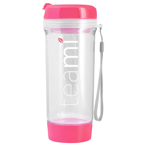 Teami Blends Teami Tumbler Pink | Apothecarie New York