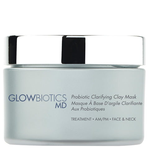 Glowbiotics Probiotic Clarifying Clay Mask | Apothecarie New York