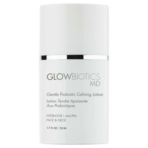 Glowbiotics Gentle Probiotic Calming Lotion | Apothecarie New York