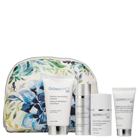 Glowbiotics Soothing Daily Essentials Kit | Apothecarie New York
