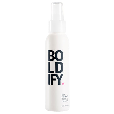 Boldify Hair Thickening Spray | Apothecarie New York