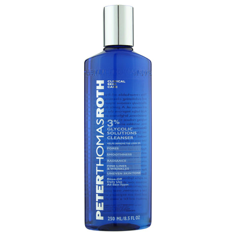 Peter Thomas Roth 3% Glycolic Solutions Cleanser | Apothecarie New York
